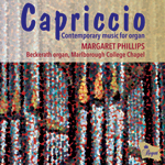 Thumbnail image of Capriccio CD cover