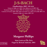 Thumbnail image of J.S. Bach Volume II CD cover