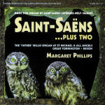 Thumbnail image of Saint-Saëns... plus Two CD cover