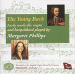 Thumbnail image of The Young Bach CD cover